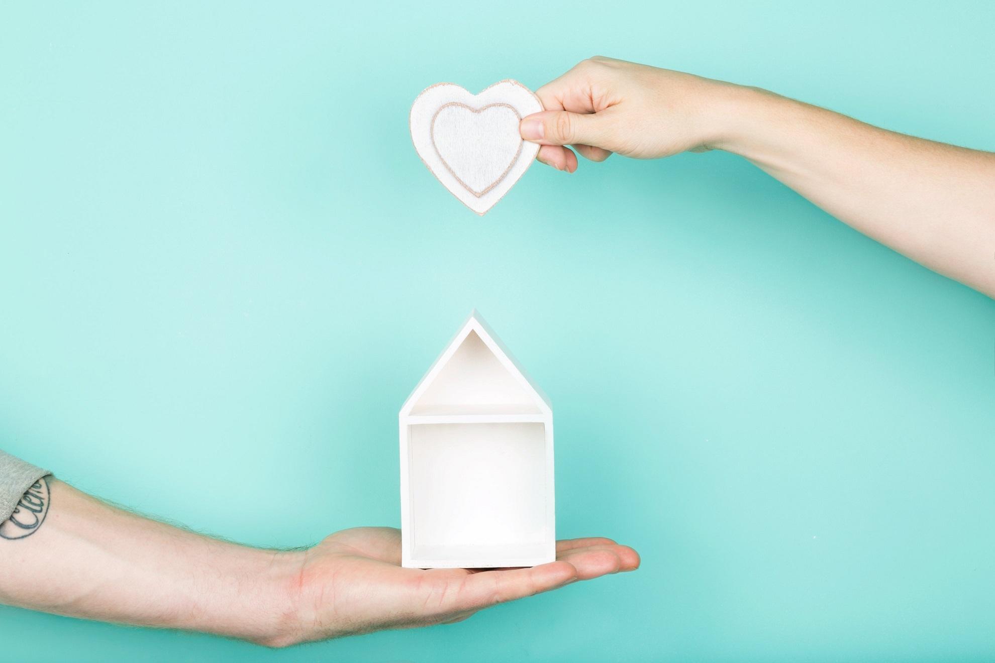 Værdifuld investering boligdrøm hus bolig