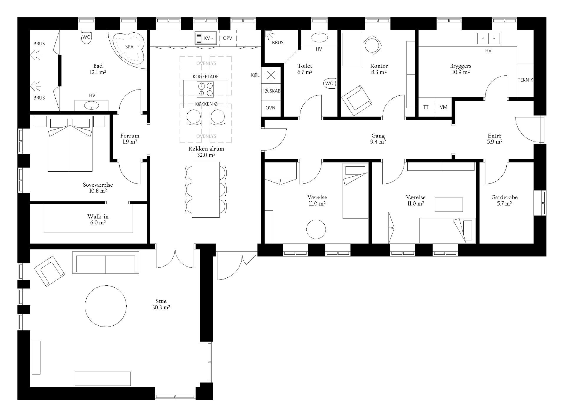 Picture of: Boligtegneren Arkitekttegninger I 2d 3d Unikt Personligt Fast Lav Pris