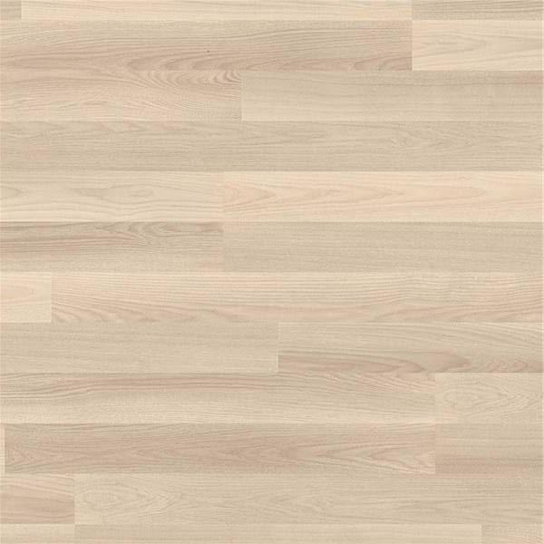 Laminat 2-stavs gulv lys ask træ look gulv