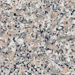 Massiv køkken bordplade i rosa granit sten