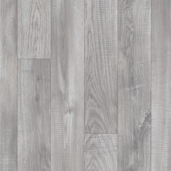 Vinyl gulv grå træ look banevare