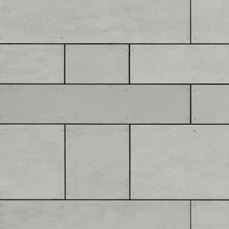 Fibercement facadeplader