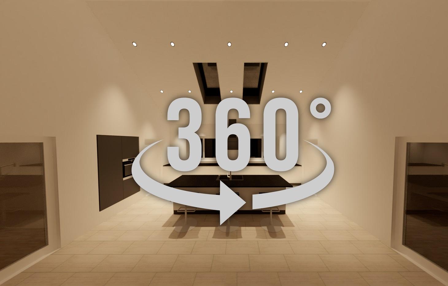 360 rendering