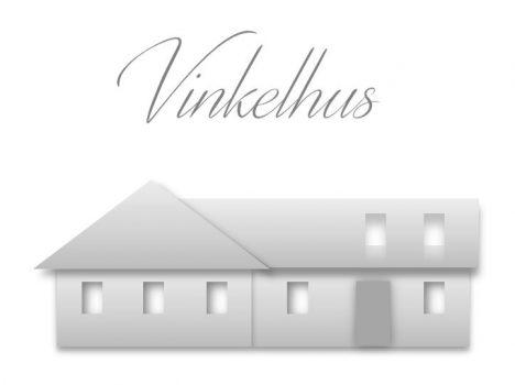 Hustype vinkelhus hus